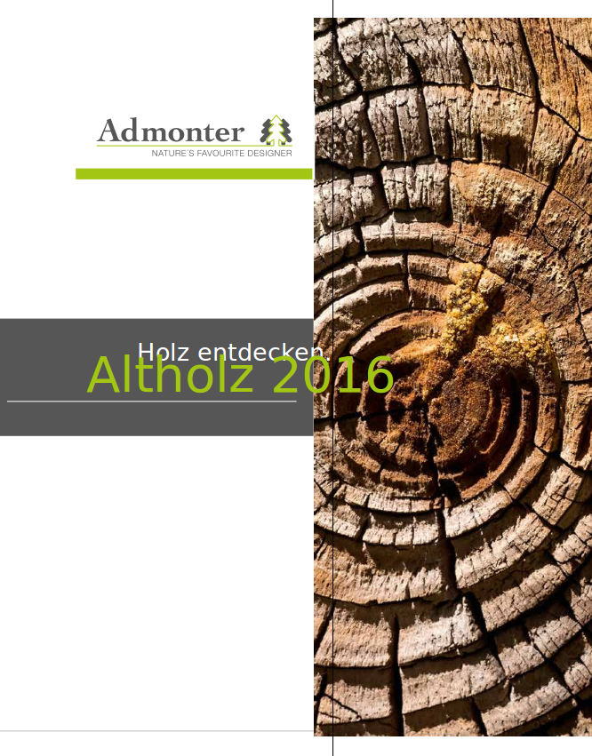 Produktkatalog Altholz - Admonter